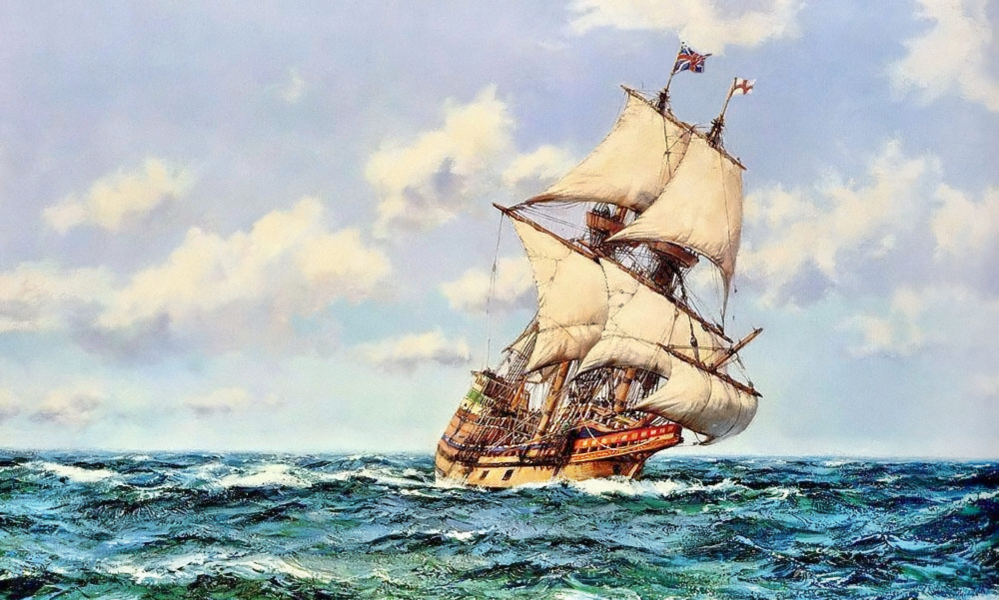 MAYFLOWER at 400